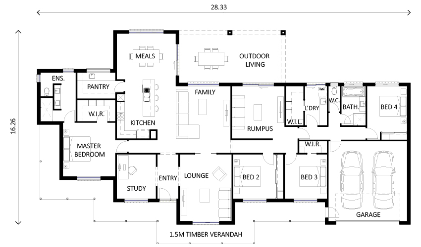 Berkeley Floor Plan